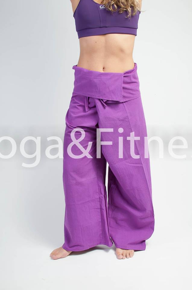 PANTALÓN THAI TRADICIONAL – Yoga y Fitness 1b221dbce799